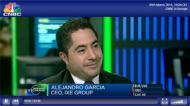 CNBC interviews IXE's CEO on lithium